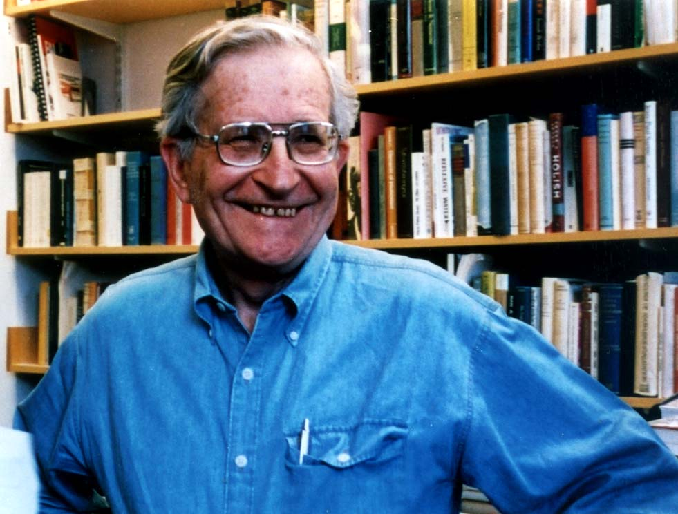 Baca Noam Chomsky on 20th Anniversary ETAN ini