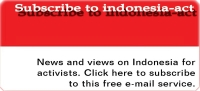 subscreibe to indonesia-act. Indonesia news for activists.