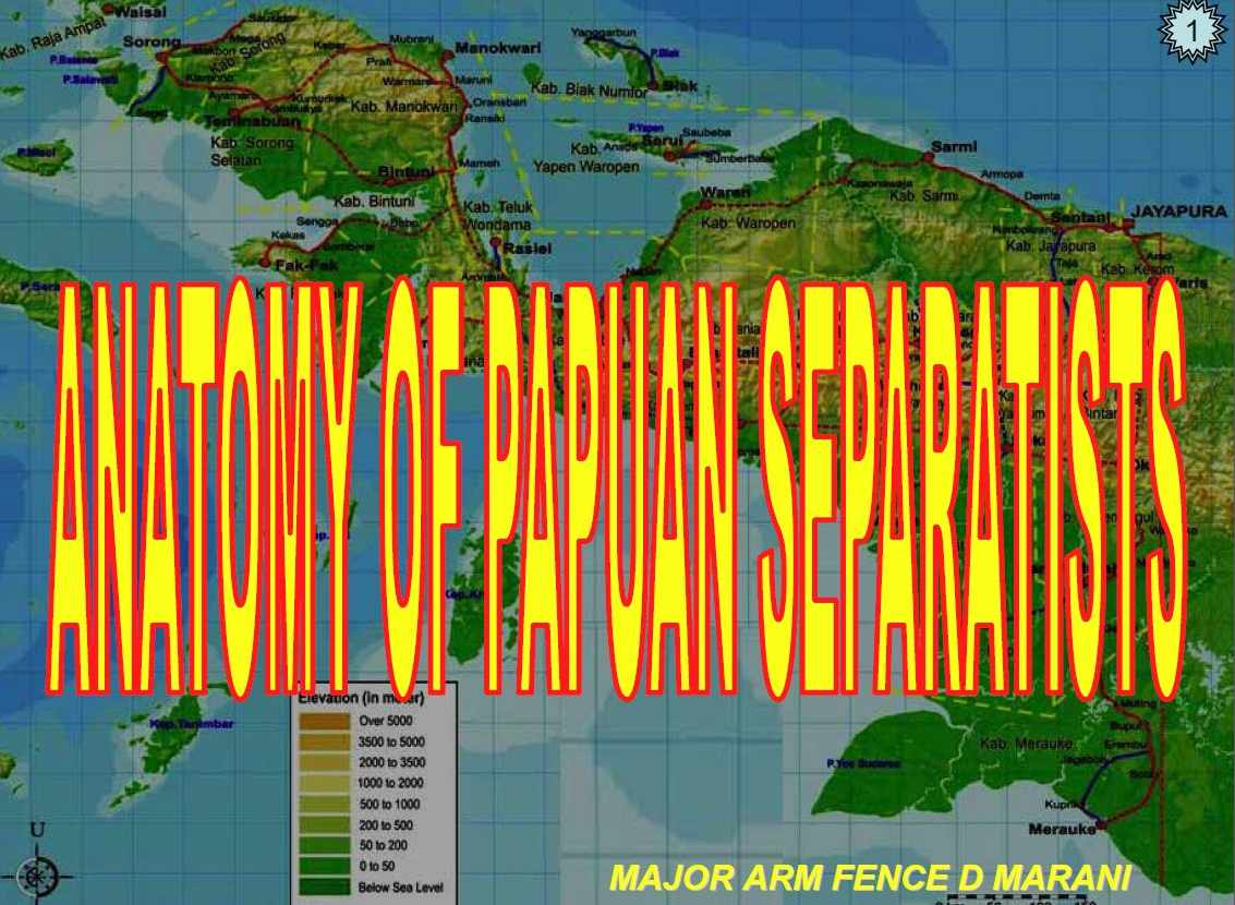 Anatomy of Papuan Separatists
