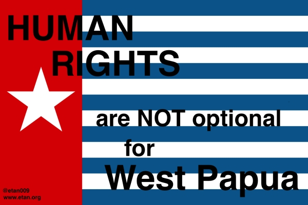 Human Rights are not optional for West Papua
