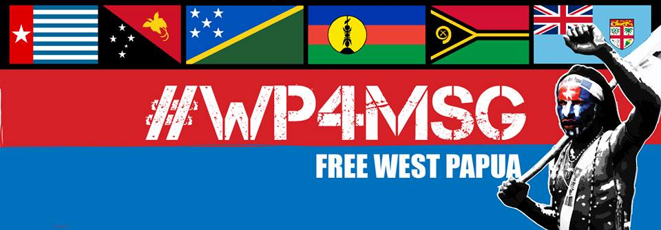 West Papua for MSG, WP4MSG