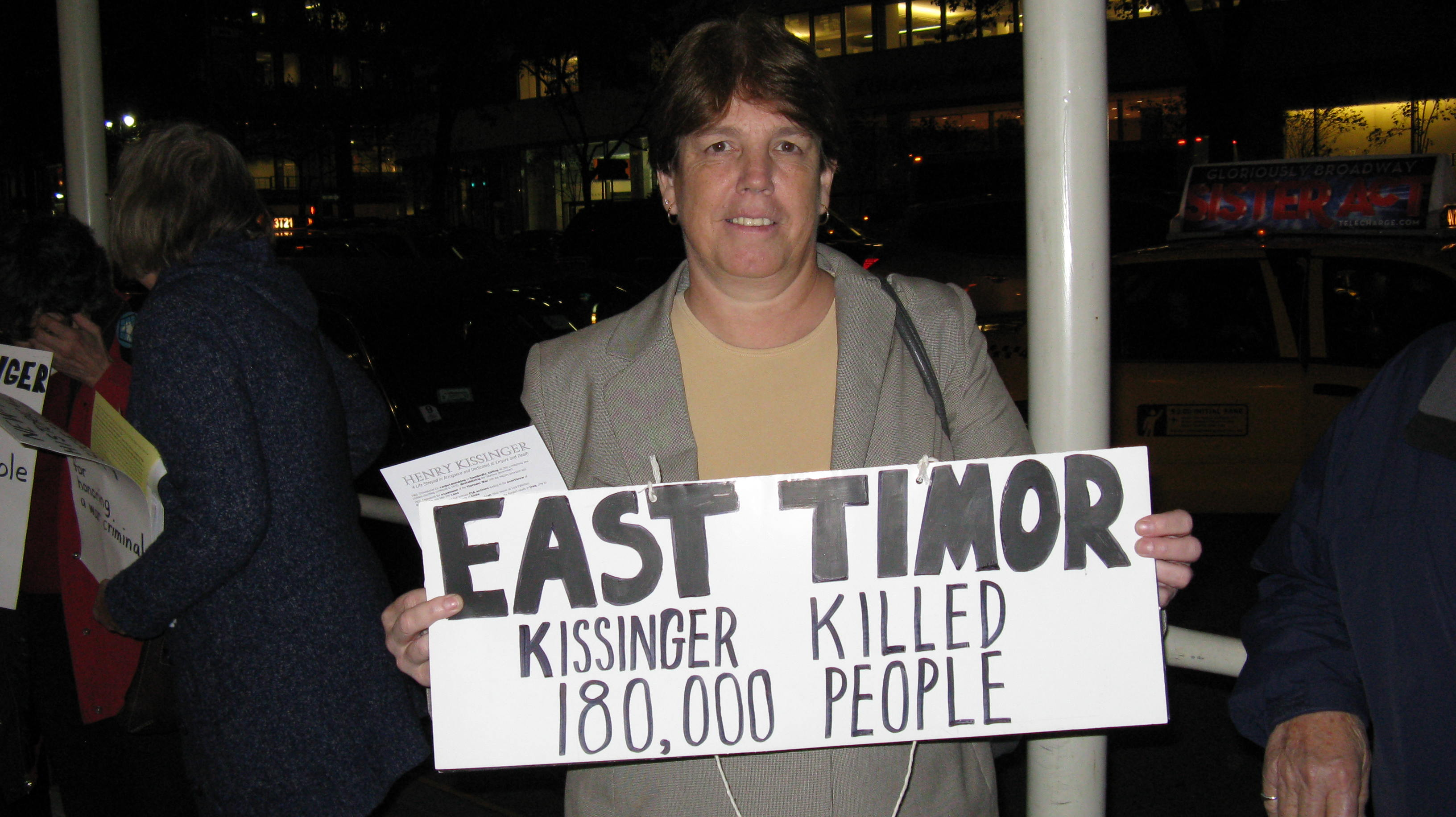 East Timor: Kissinger Killed 180,000 People