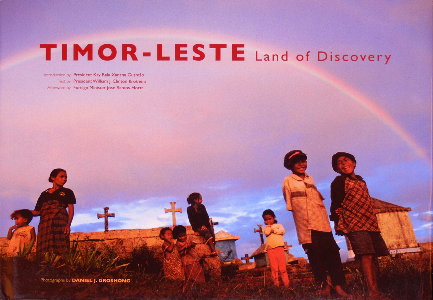 Timor-Leste: Land of Discovery