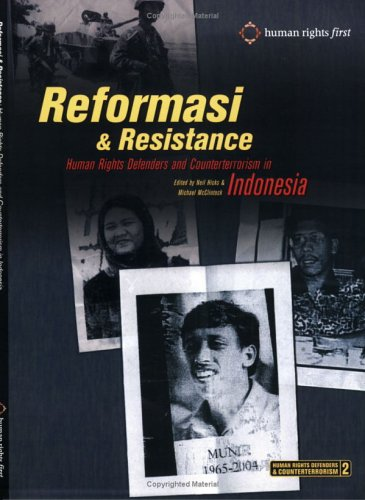 Reformasi and Resistance: Human Rights Defenders and Counterterrorism in Indonesia