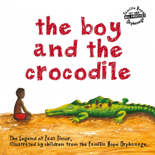 A Boy and His Crocodile