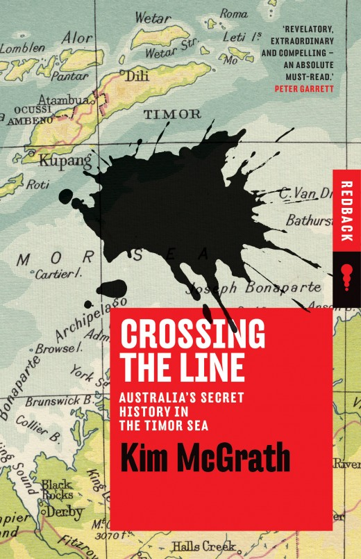 Crossing the Line: Australia's Secret History in the Timor Sea