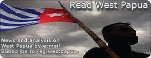 keep up with news and views on West Papua