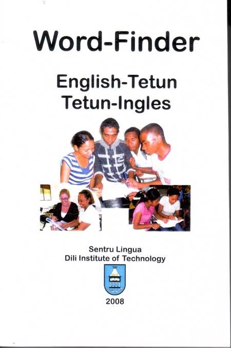 Tetun English Word Fincer