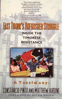 East Timor's Unfinished Struggle