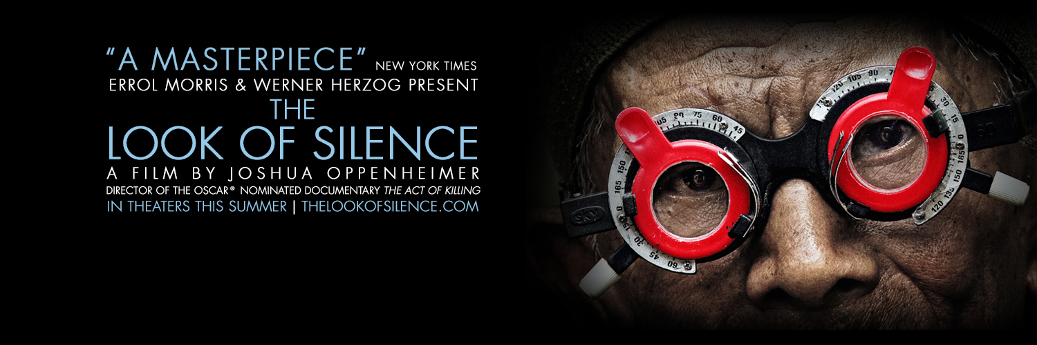 The Look of Silence glasses