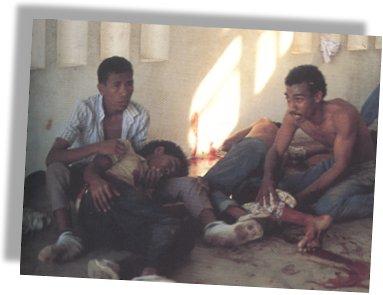 Santa Cruz massacre, November 12, 1991, Dili, East Timor